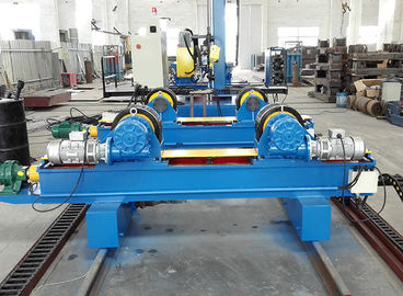 Bolt Adjustment Rotation Pipe Fit Up Welding Rotator For