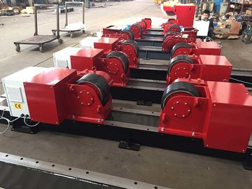 At Stock, CE Certificate 30 Ton Tank Turning Rolls, Pipe Rotators For Welding