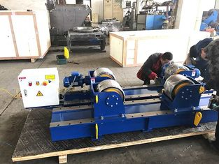 Electric Control, 30T Conventional Pipe Welding Rotator With Pu Wheels,Tank Turning Rolls