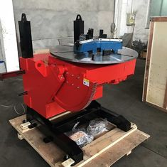 Height Adjustment Rotary Automatic 3 Axis Positioner Chuck 1300lbs Capacity