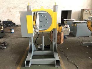 China L Shape Tube Welding Positioner With 600mm Hydraulic Lifting Stroke , CE Supported supplier