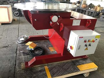 Rotary And Tilting Pipe Welding Positioners, Joint For