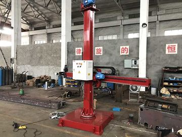 Column and Boom Welding Manipulators For 3000 mm / 110 inches Diameter Tank Seam Welding
