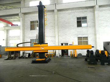 China Automatic Tank Welding Column And Boom Manipulator For 8000 mm Diameter 5000 mm Length supplier