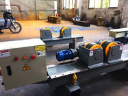 40T Conventional Tank Turning Rolls , Bolt Adjustment Pipe Welding Rollers