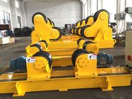 China Bolt Adjustment Fit Up Welding Rotator Conventional Pipe Rotators For Welding company