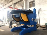 China Heavy Duty 2 Axies 30 Ton Pipe Welding Positioners Height Adjust Wireless Control company