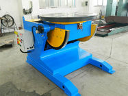 China 2 T Pipe Welding Positioners , 90° Tilting Angle CE Welding Rotary Positioner factory