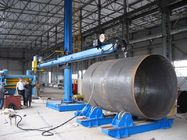 ISO Welding Column And Boom Joint Welding Roller / Positioner Wind Tower Product Line